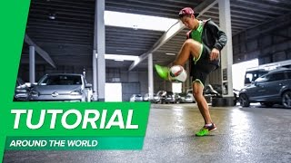 Around The World   Learn How To Freestyle With PWG #5