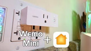 Wemo Mini Smart Plug now works with HomeKit!