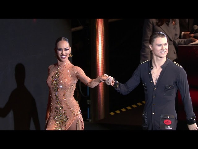 Opening Ceremony Latin | 2019 WSDF GrandSlam Shanghai | DanceSportTotal