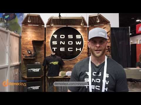 Ross Snow Tech Convert Snowboard Binding - Converts To Snowshoe