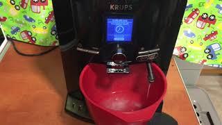 Entkalken Kaffeemaschine - Krups Kaffeemaschine entkalken - Krups entkalken - durgol entkalker