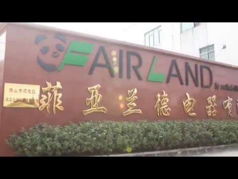 Тепловой инверторный насос Fairland IPHC55 (тепло/холод, 21.5кВт) Video #1