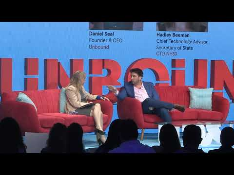 Unbound London 2019 - Where Can Technology Take Healthcare?