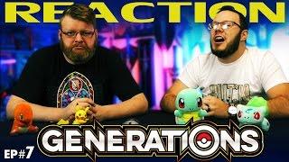 """Pokémon Generations Episode 7 REACTION!! """"The Vision"""""""