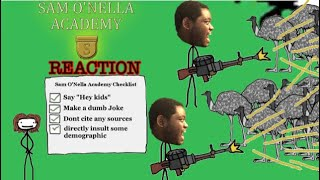 THE GREAT EMU WAR! SAM O'NELLA DOUBLE FEATURE REACTION