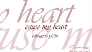MY HEART BELONGS TO YOU - hayley westenra