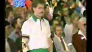 PBA. Pete Weber v Wayne Webb. Final, Lite Beer Classic. 1985