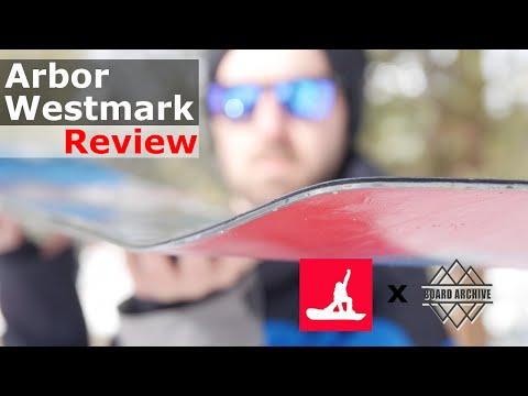 Arbor Westmark Snowboard Review