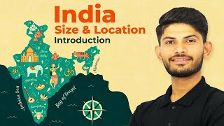 India - Location | Introduction | Geography | Class 9th | Magnet Brains