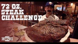 Dirty Sports vs. 72 oz. Steak Challenge