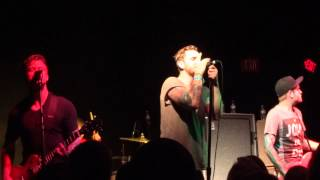 "Every Avenue - ""Chasing the Night"" (Live in San Diego 3-7-12)"