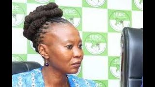 Roselyn Akombe quits IEBC ahead of repeat polls