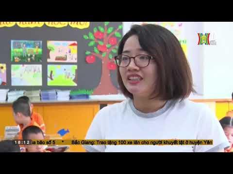 Đài THHN - Hiệu quả giảng dạy của chương trình giáo dục phổ thông mới tại Tiểu học QT Thăng Long