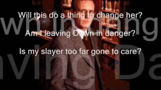 Walk through the fire lyrics