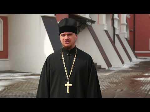 """Посол Движения """"Я твой донор"""", священник - Гнесицкий Николай"""