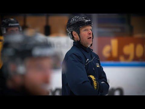 Youtube: Nicklas Rahm med det senaste inför torsdagens möte med Malmö Redhawks.