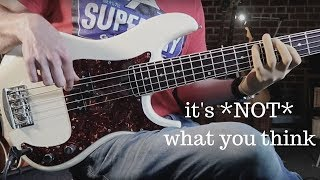 The Most Important Bass Technique In The World (and 5 Tips To Master It)
