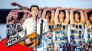 Bram - 'Viva La Vida' | Finale | The Voice Van Vlaanderen | VTM