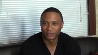 David Ramsey - Interview par TV Fanatic 13/03/2014