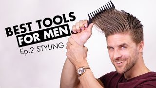 Pick The BEST Comb For You Hair | Episode 2 | Mens Inspiration