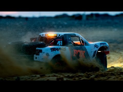 Day Or Night | LED Light Kit For Unlimited Desert Racer