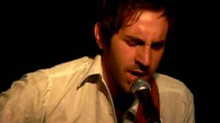 "Josh Kelley sings ""Almost Honest"""
