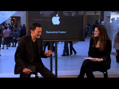 Eli Anderson à l'Applestore du Louvre - La revanche du rêveur