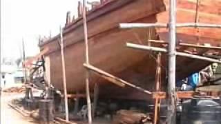 preview picture of video 'Voyage au Gujarat-Inde-2007-Part003 MontGinar Porbandar  Dwarka.WMV'