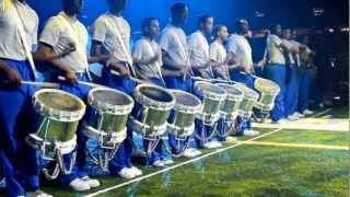 Southern Vs Grambling State Drumline Battle 2012
