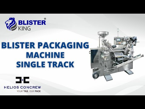 PVC Alu Blister Packing Machine (HC Bliss 150)