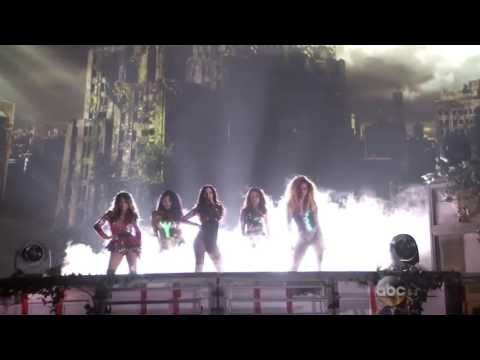 Fifth Harmony Ft. Ty Dolla $ign - Work From Home (Live Billboard Awards 2016)
