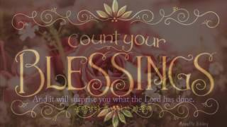 Count Your Blessings -Chelmsford Citadel Songsters 받은 축복 세어보아라 (English & Korean subtitles)