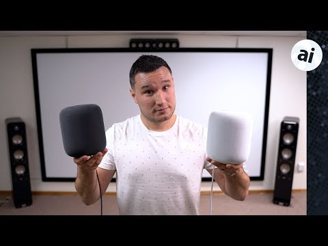 Stereo HomePods vs $2,500 Home Theater System
