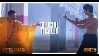 BIRTH OF THE DRAGON - OFFICIAL TRAILER (2017)