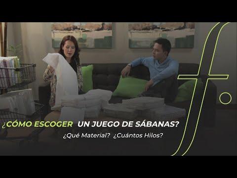 ¿Cómo escoger un juego de sábanas? ►Tutoriales Falabella.com