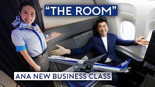 "ANA New Business Class ""The Room"""
