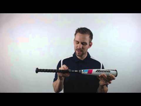 2016 Mizuno Jennie Finch Tee Ball Softball Bat: TB16FINCH