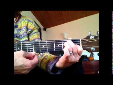 Beginning Guitar Lesson - E Chord