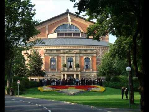 Das Rheingold Vorspiel - Georg Solti in Bayreuth