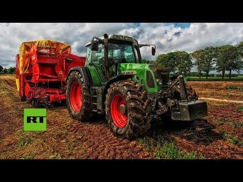 La maquinaria agrícola rusa se abre camino en el mercado internacional