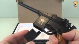 Маузер детский пневматический пистолет Mauser