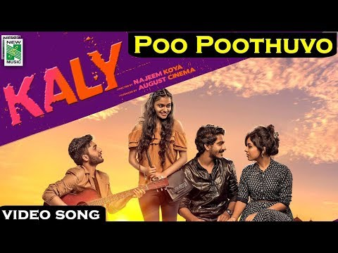 Poo Poothuvo Video Song - Kaly