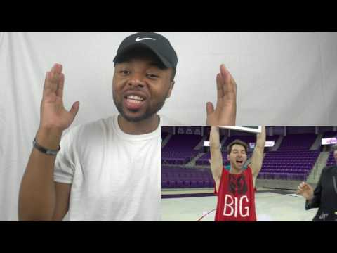 Epic World Record Edition Basketball Shots! | Dude Perfect REACTION!