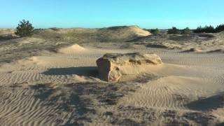 Алешковские пески наступают