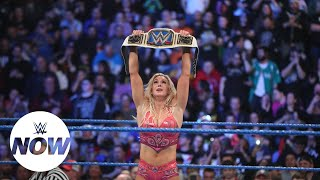 Charlotte Flair sets her sights on 16 Women's Titles: WWE Now
