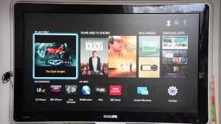 Samsung BD-H6500 3D Bluray Player with PLEX