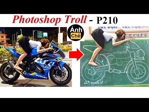 Ảnh Chế  💓 Photoshop Troll (P 210), James Fridman