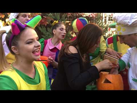 Duminica Zurli – Ne distram de Halloween Video