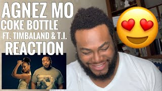 AGNEZ MO   Coke Bottle Ft. Timbaland, T.I. | REACTION