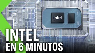 La GRAN APUESTA de Intel contra AMD: Intel Core 11ª Generación, GPU Intel Iris Xe